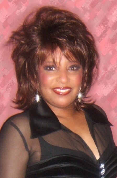 Joyce Vincent (Wilson) of Tony Orlando and Dawn. She's one of the nicest people that I have ever met.