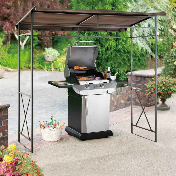 Outdoor Kitchen Vancouver: 17 Best Ideas About Bbq Gazebo On Pinterest