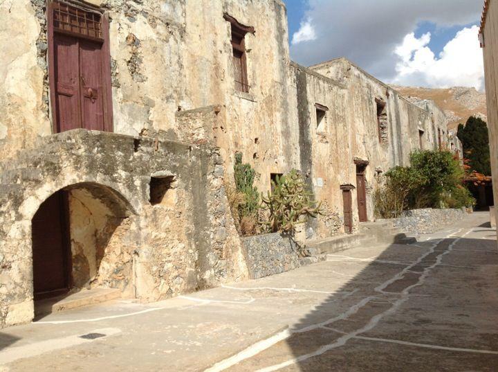 Preveli Monastery à Phinikas