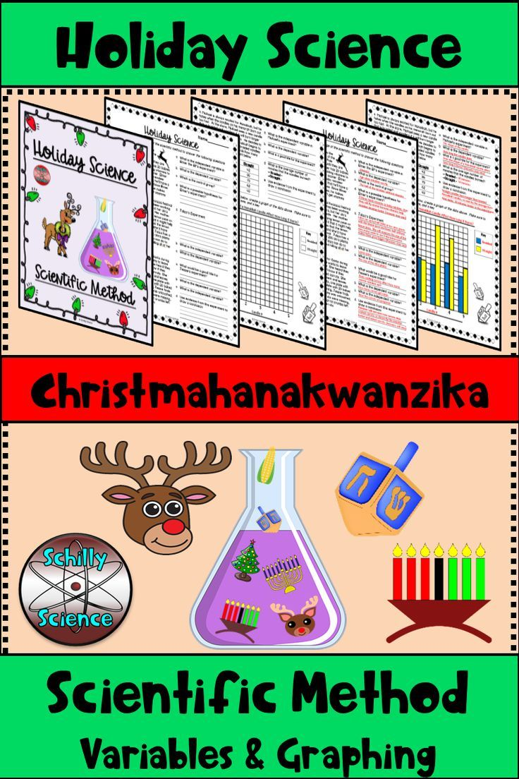 Adorable Holiday Themed Scientific Method Worksheet Holidayscience Christmassc Scientific Method Worksheet Scientific Method Middle School Science Resources