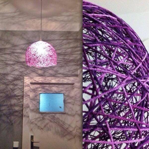 ber ideen zu lampenschirm h keln auf pinterest h keln deckchenlampe und h kelmuster. Black Bedroom Furniture Sets. Home Design Ideas