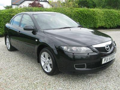 2007 Mazda Mazda6 SPORT 143 Diesel **Facelift** £3695