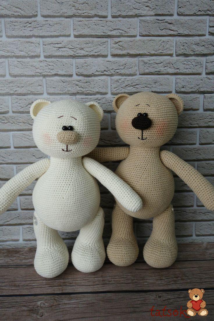 Handmade Вязаные игрушки от Яниной Ольги's Fotos – 4 Alben | VK