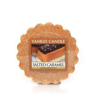Burnt sugar,sea salt, and smooth vanilla caramel | New - rub and smell in Yankee Candles new fall catalog.