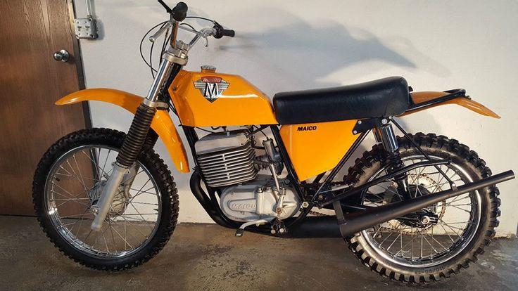 2762 beste afbeeldingen over vintage dirt op pinterest for 1973 yamaha yz80