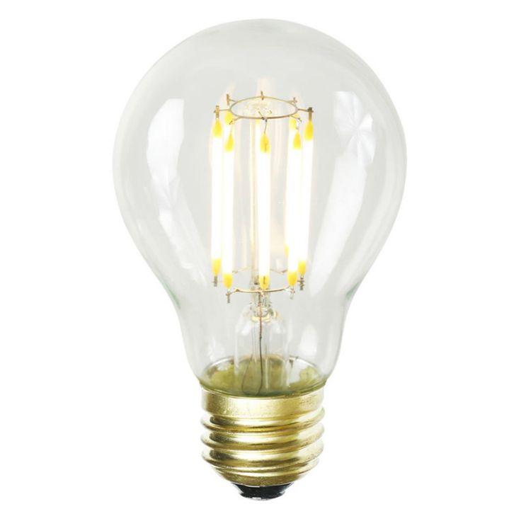 Vickerman A19 Warm White LED Replacement Bulb - X16E268