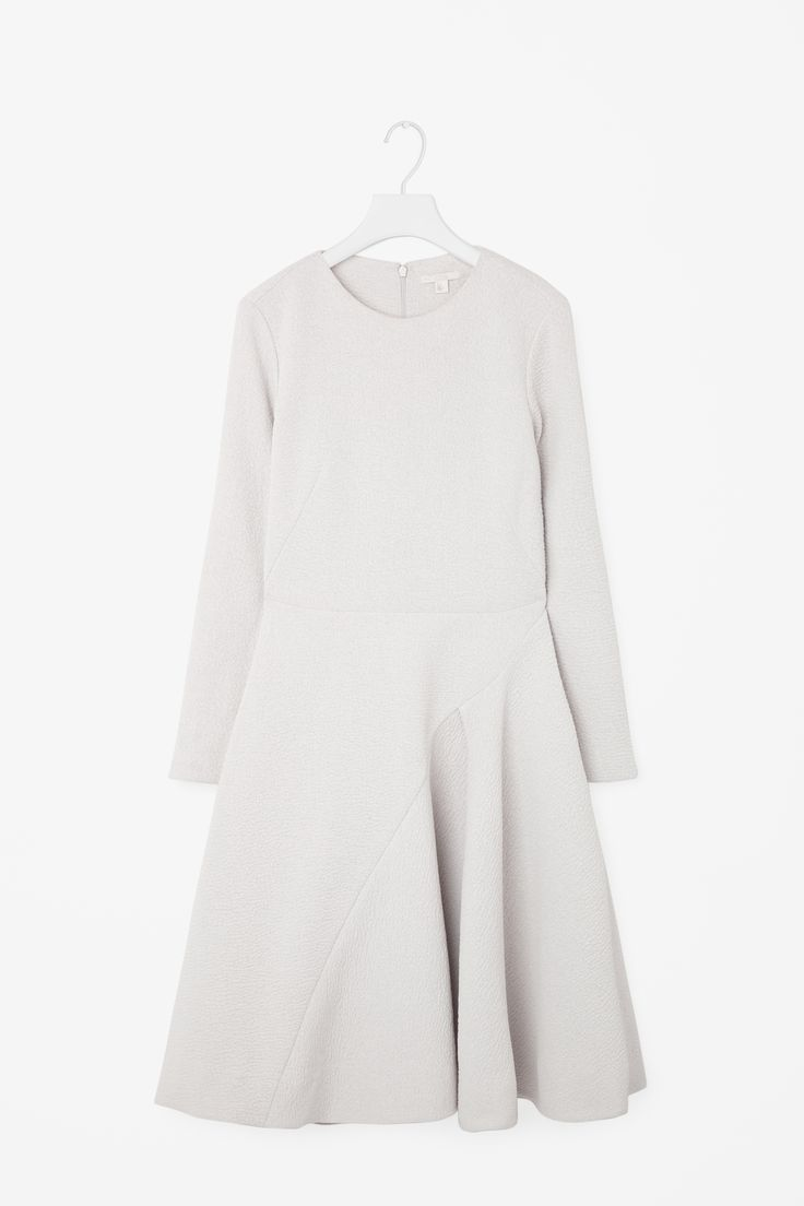 COS | Front drape dress