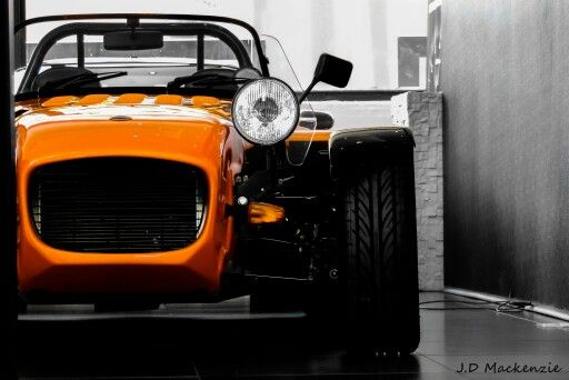 Caterham R500 - fountIt! edition #Caterham #R500 #British #Nikon #DSLR #Automotive #Photography #JDPhotography