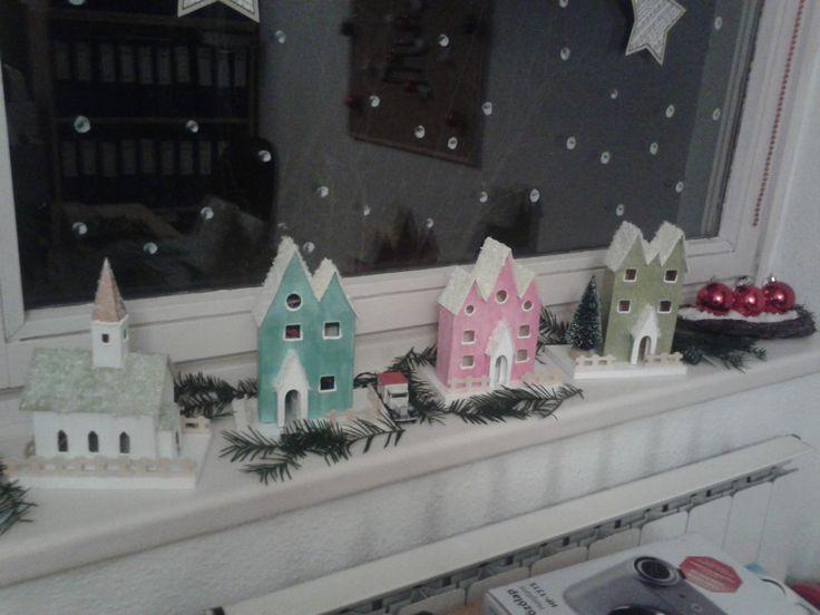 Christmas viilage :)