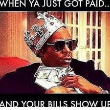 Dave Chappelle, dollas, bills