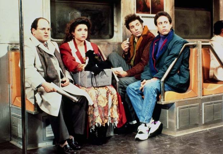Looking for an epic group costume with three of your pals and have no clue what to do? Nod your hat to the '90s and dress up in these amazing easy DIY Seinfeld costumes! You may not win any style awards with any of these characters and their quirky l