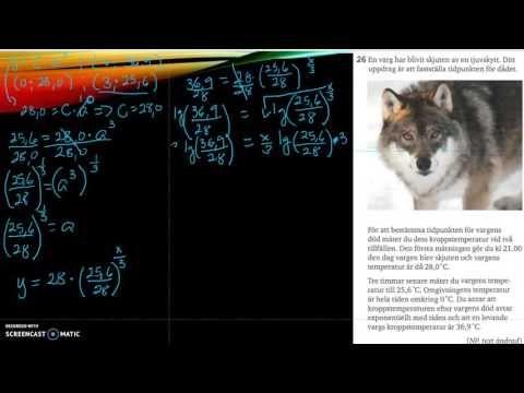 Matematik 5000 Ma 2b   Kapitel 2   Blandade övningar 2   26 del 1