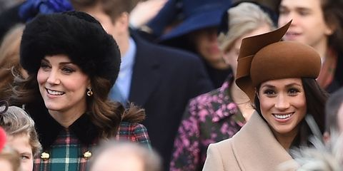 The Duchess of Cambridge attended the Queen's Birthday celebrations in London.