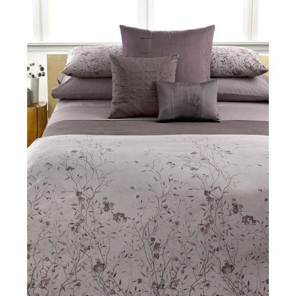 calvin klein home jardin bedding collection