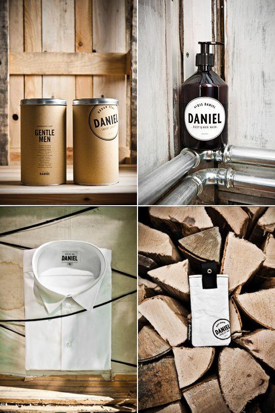 Editorial Design Inspiration: Daniel Paper