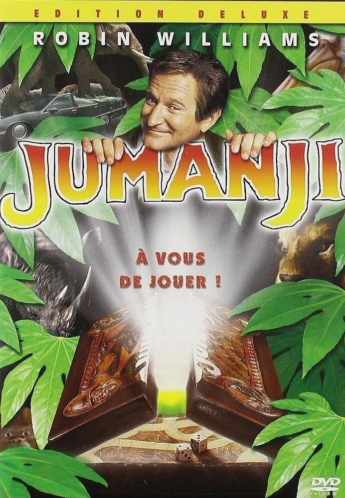 Jumanji - DVD