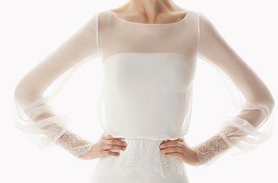 oh!myWedding: Tipos de telas para el vestido de novia #weddingfavorite