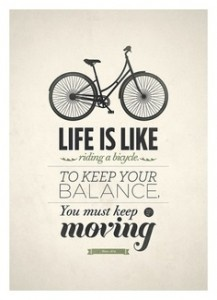 Monday Inspiration: Bicycle Ride