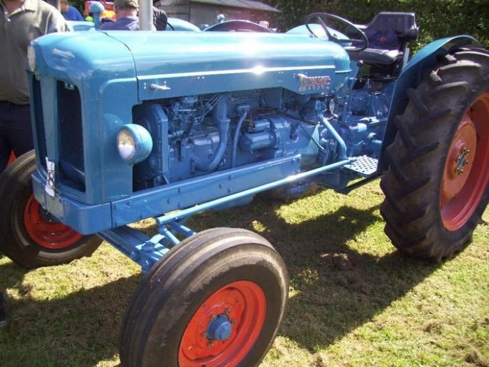 1957 Fordson Major Diesel Tractor : Best images about fordson major on pinterest old