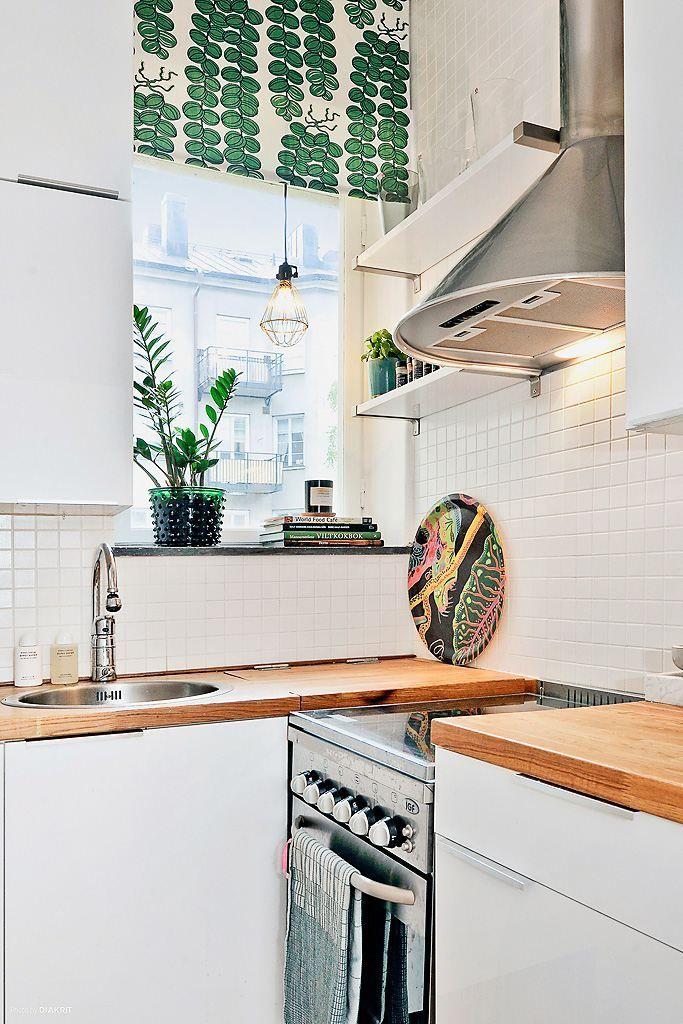 Bildresultat för gardin kök
