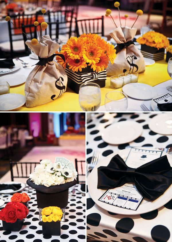Amazing Monopoly First Birthday Party {Korean Dol}