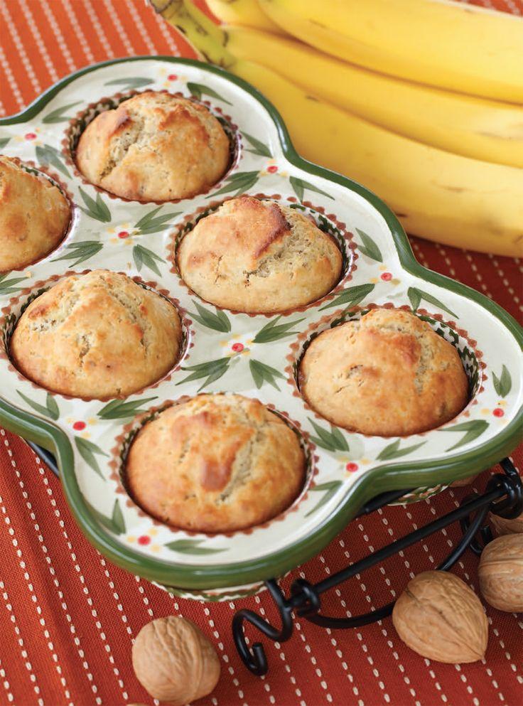 temp-tations® by Tara: Banana Nut Muffins