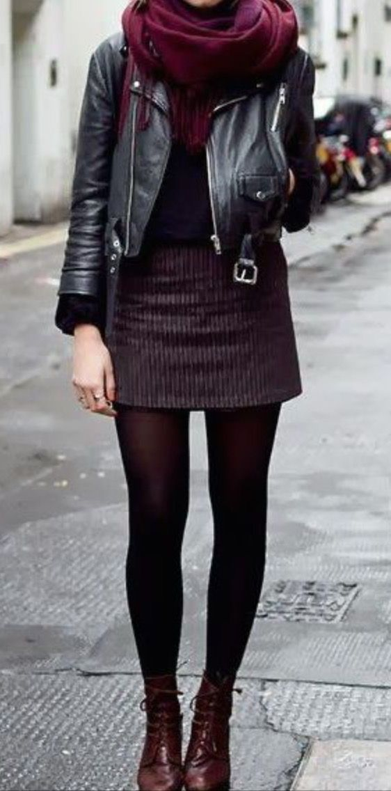 Great leggings and jacket
