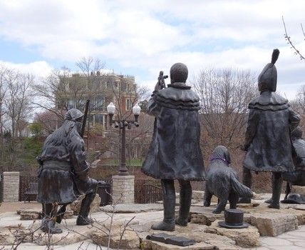 Lewis & Clark look at the future of Jefferson City, Missouri
