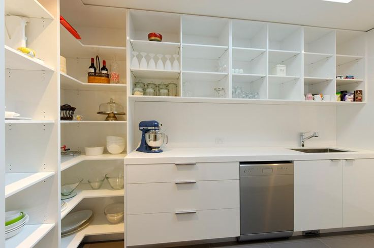 scullery drawers