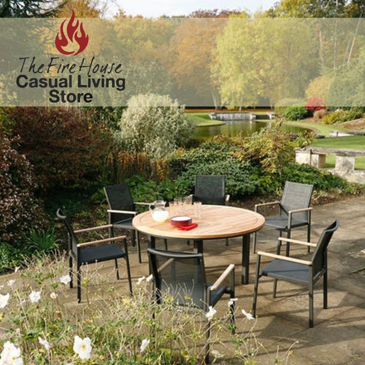 Browse Through Our Selection Of Luxury Patio Dining Sets. We Have The Best  Selection At The Fire House Casual Living Store!