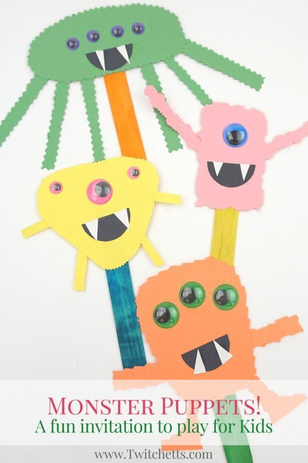 Fast and easy construction paper crafts