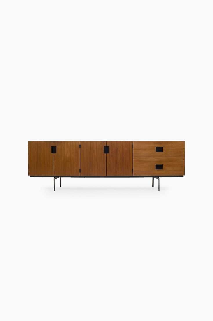 Pastoe Sideboard 1960, design cees braakman, japan series.