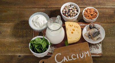 News Update: Makanan Tinggi Kalsium Tidak Sepenuhnya Sehat