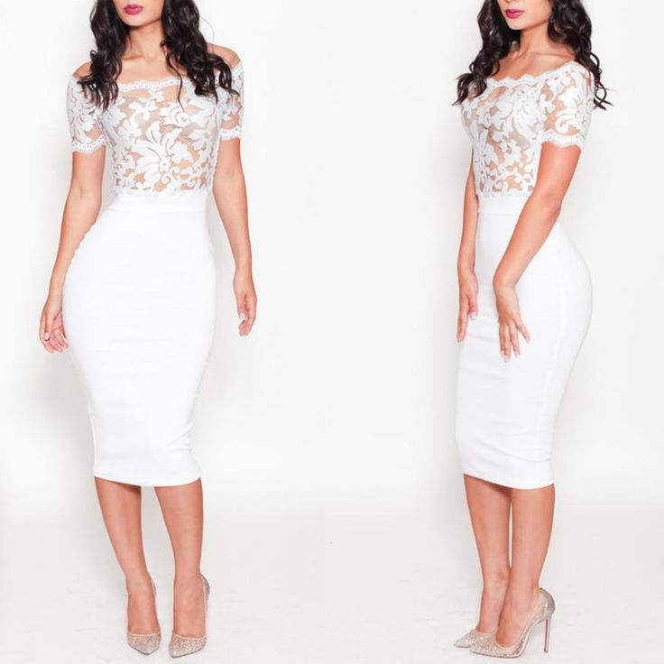 different color lace dress -
