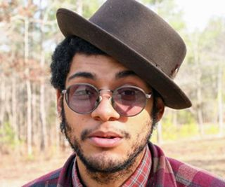 Dom Flemons-Carolina Chocolate Drops! Love these Grammy winning musicians who come from my neck of the woods!!