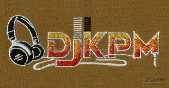 Excellent Digitizing Is an Art Where Design Must Speak of the Company's Theme or Slogan. Here the Digitize Logo Perfectly Portrays the Dance Theme.  For Orders : http://www.digitemb.com/EmbroideryOrderForm.php #DigitizedLogo #DigitEMb  #Embroidery #embroiderydigitizing   #digitizing