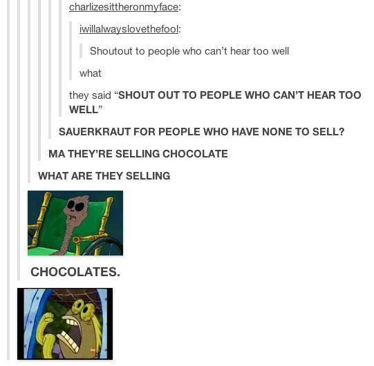 One of the best tumblr posts of all time.( also known as 'the reason I prefer tumblr over all others.')