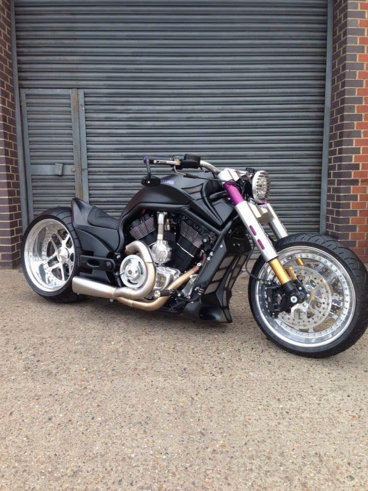 V Rod - Muscle - Harley Davidson - Facebook