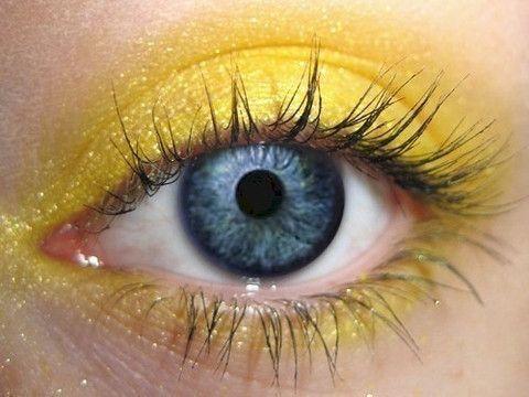 Citron 100% Natural Eyeshadow   ORGLAMIX