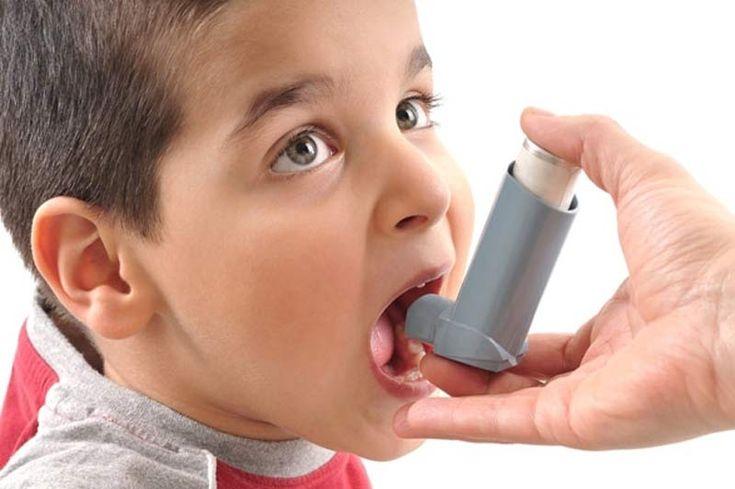 Cómo tratar un ataque de asma en el hogar
