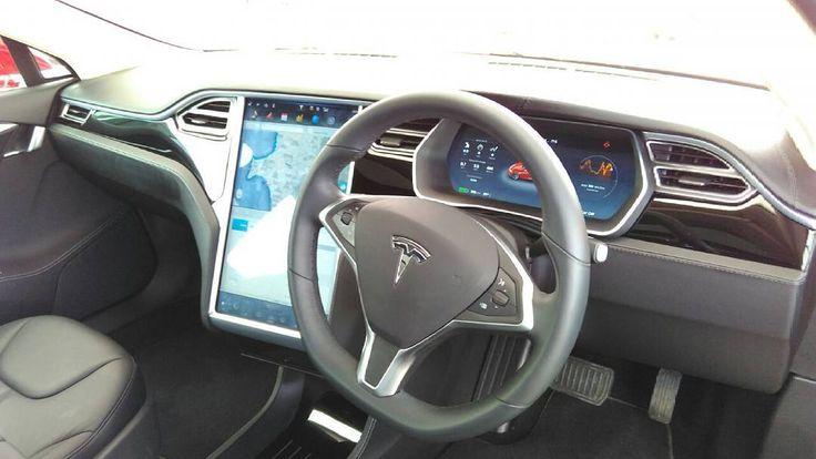 This is what the future looks like!  #teslamodelS #tesla #technology #TeslaMotors #ZeroEmissions #noengine #noemissions #nofilter #nofilters #luxurycar #luxurycars #fastfurious #supercars #electrocar #ElectricCar #newera #future #car #cars #CYPRUSCAR #cyprus #cyprus2016 #limassol #lemesos #teslamodelx #teslaroadster #teslacyprus #teslacars #teslas #teslaenergy