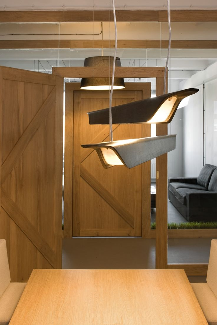 Pride And Glory's office by Morpho Studio