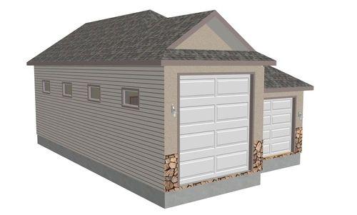 78 best ideas about rv garage on pinterest pole barn for 32x40 garage plans