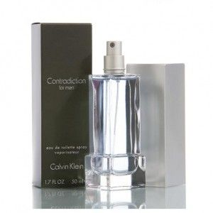 Calvin Klein Contradiction For Men 50ml Eau De Calvin Klein Contradiction for Men is a crisp tangy blend of lime tangerine sage and lavender colored with cardamom coriander nutmeg and pepper. Contrasting warmth follows as ebony vetiver and sandalw http://www.comparestoreprices.co.uk/aftershave/calvin-klein-contradiction-for-men-50ml-eau-de.asp