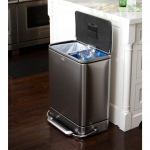 Small Kitchen Trash Cans