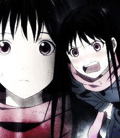 Noragami character yato norigami yato aww sad yato see more from