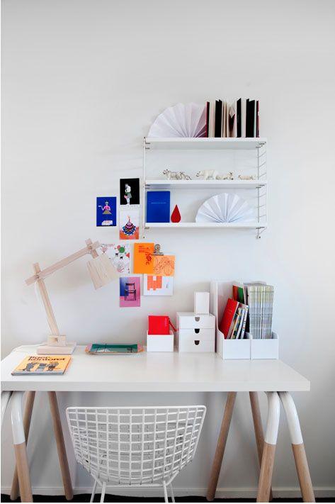 workspace / office / studio / desk