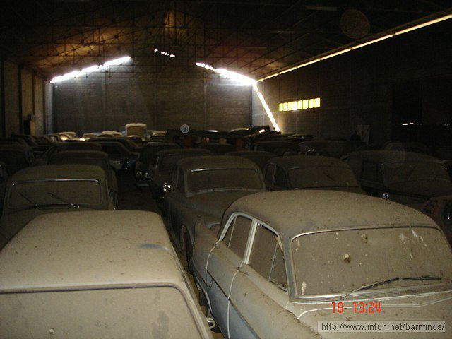 The Ultimate Barn Find In Portugal