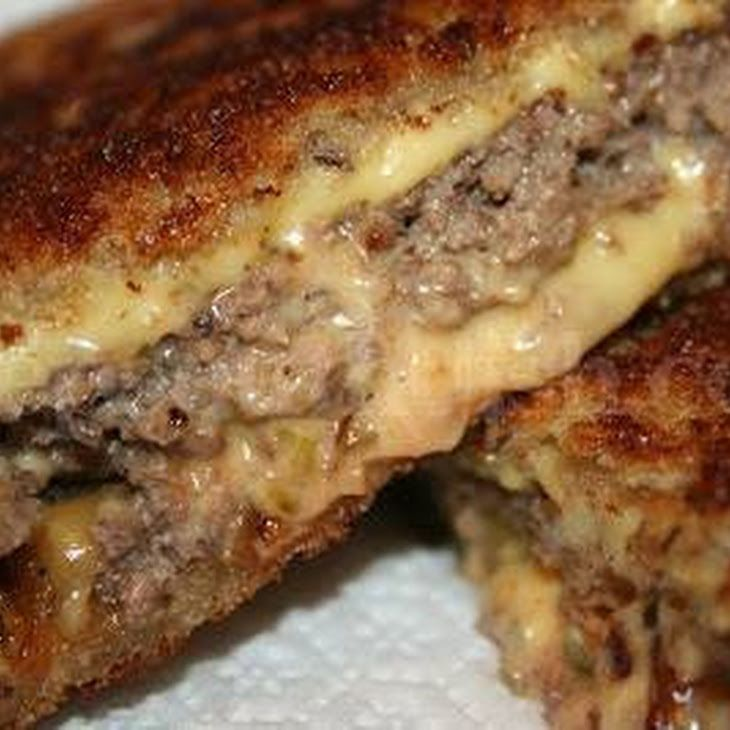 Patty Melts With Secret Sauce Recipe Lunch with ground beef, worcestershire sauce, kosher salt, ground black pepper, sourdough bread,…