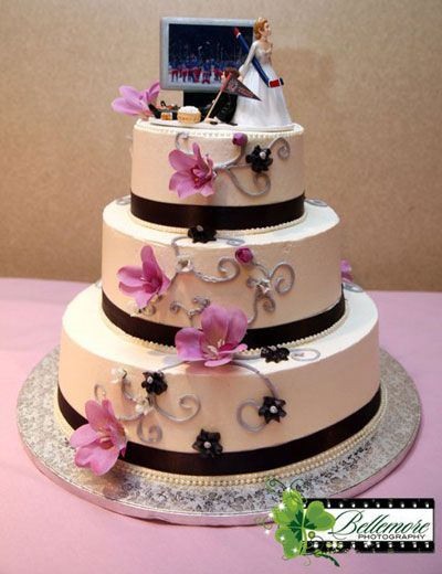 hockey themed wedding cakes 17 best ideas about hockey themed weddings on 15261